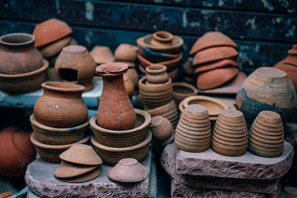 Pottery A01
